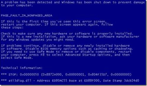 page fault 2